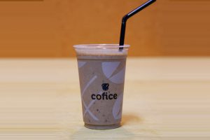 Coco cold coffe